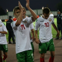 България до 17 направи 0:0 с Украйна в Германия