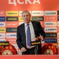 Томов: Изпълних целта си, спасих ЦСКА