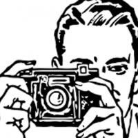 Ицо с фотоапарата за ЦСКА 1948
