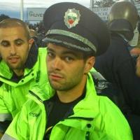 Полицай реагира на публикациите в Проспорт