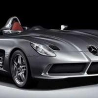 Мерцедес вади 75 униката SLR Stirling Moss по 750 000 евро всеки
