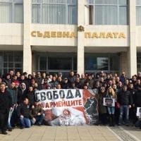 Всички от ЦСКА са на свобода!
