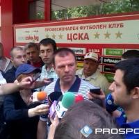 Стойчо: Арсенал е сериозен отбор, представител на украинската школа
