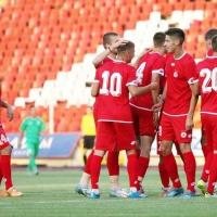 ЦСКА се развихри с новите екипи, 14-годишният Валентин Антов стана капитан