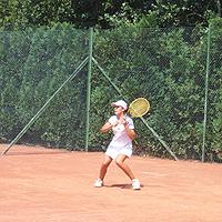 Елица Костова на 1/2-финал в Испания