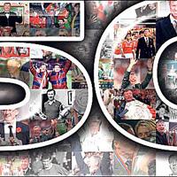 Сър Алекс завъртя 50 години във футбола