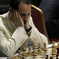 Веселин Топалов освирка правила в шаха