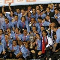 Уругвай ликува за 15-и път на Копа Америка