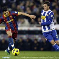 След боя над Реал (М) Барселона смачка като гост Еспаньол с 5:1