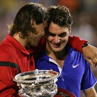 Федерер не се вижда фаворит срещу Надал
