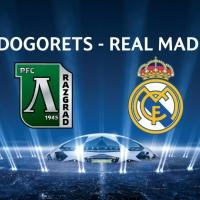 Програмата на Реал (Мадрид) в София