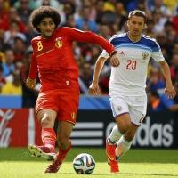 Белгия попари Русия и е на 1/8-финал