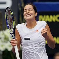 Ана Иванович спечели финала в Линц