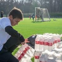 Трапезна вода Prosport 10 влиза на Националната футболна база в Бояна