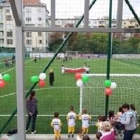 БФС откри 3 собствени терена в София
