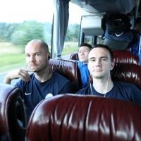 Самолетът с Херо и Иртиш кръжа час и 10 минути над летището във Варна