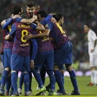 Барселона си го изкара на Райо Валекано - 7:0
