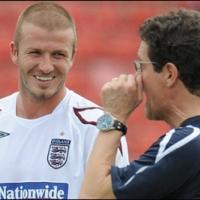 Бекъм подкрепи Капело и Реднап за Англия