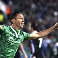 Марселиньо е Футболист на футболистите