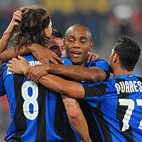 Интер разби Рома с 4:0 като гост в дербито