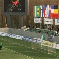 Лудогорец потренира за 4:0 срещу Калиакра