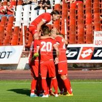 ЦСКА не пожали и Беласица - 8:0