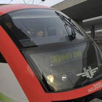Червен влак се композира от София за Бургас