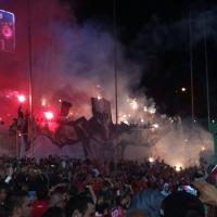 Изпълкомът на БФС не се отметна от ЦСКА