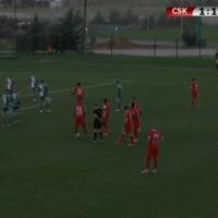 Първа загуба за ЦСКА след 1:2 от Рапид