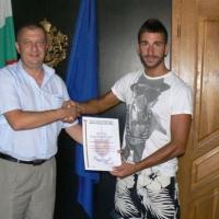 Футболист на Бдин (Видин) спаси момиченце в Дунав