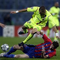 Лион изхвърли Фиорентина от Шампионската лига (ВИДЕО)