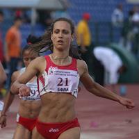 Инна Ефтимова направи личен рекорд на 60 метра в Атина