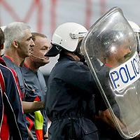 УЕФА глоби поргугалци с 20 000 евро