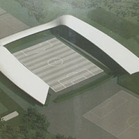 Представиха проекта за новия стадион на Локо (Мездра)