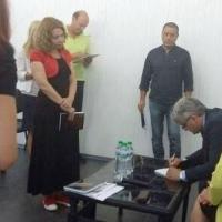 Романът на Полковника бе представен във Враца