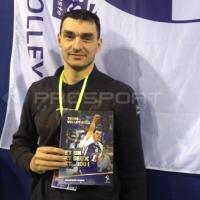 Тур Волей награди Владо Николов за юбилей