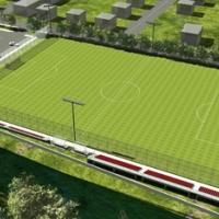 Академията в Етрополе прави нови два терена