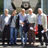 Мартин Петров и роднини акционери в ЦСКА