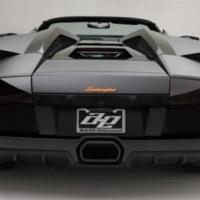 Lamborghini Murcielago LP650-4 Roadster в матово черен цвят