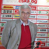Оставка в ЦСКА