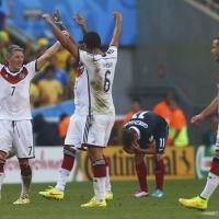 Германия на 1/2-финал след 1:0 над Франция