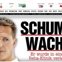 Михаел Шумахер се събуди!