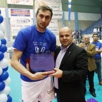 БФВолейбол подаде ръка на Петьо Узунов