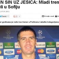 Бранислав Николич първи помощник в ЦСКА