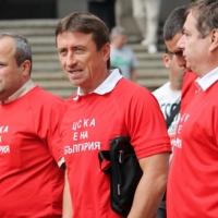 Нанков започна тренировки с ЦСКА