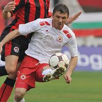 Даниел Беконо спаси ЦСКА от сигурна загуба