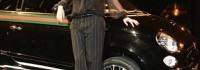 Гучи качи FIAT 500 на модния подиум