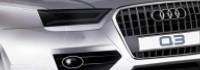 Първа официална скица на Audi Q3