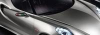 Alfa Romeo 4C засиява в сребристо