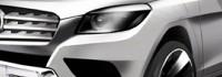 Mercedes планира съперник на BMW X6